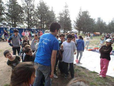 Realizó actividades la Juventud Peronista de Tornquist