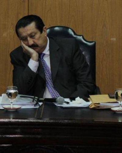 Mientras avanza el delito, la droga y la inseguridad, la legislatura presidida por otro delincuente duerme en su inactividad