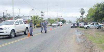 Sacan de circulación vehículos durante operativos