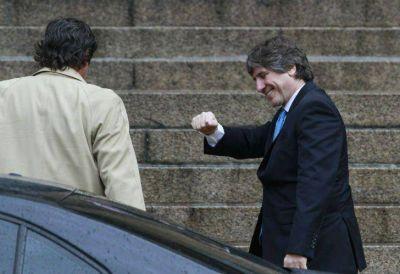 Boudou, 'leading case' de vicepresidentes procesados, declarará por el auto trucho