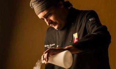 Premian a un chef cordobés por unir la ciencia con la gastronomía