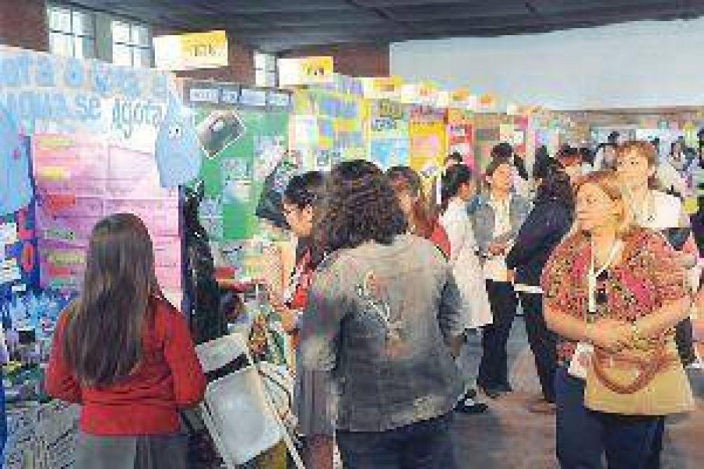 Dio inicio la Feria Provincial de Ciencia y Tecnología 2014