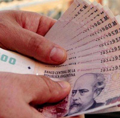 El lunes 29 pagan los sueldos a los empleados públicos provinciales