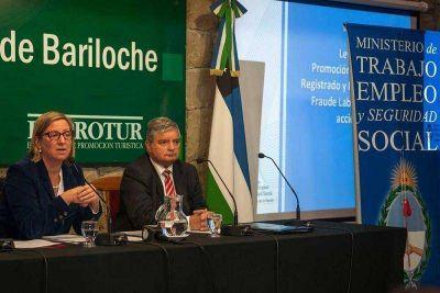 Bariloche es el primer municipio que adherirá a la Ley de Promoción de Trabajo Registrado