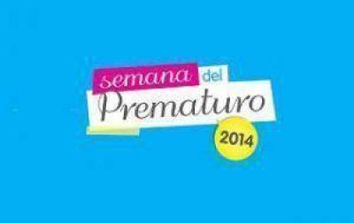 El próximo lunes comenzarán las actividades por la Semana del prematuro