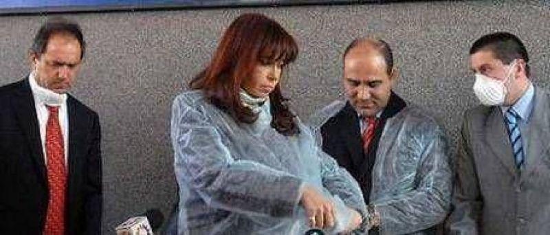 Piden el juicio político a Cristina por falsear datos de la epidemia