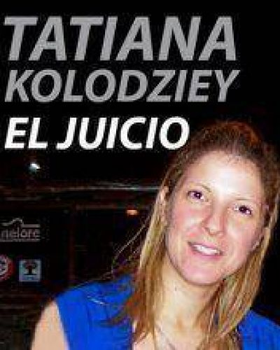 Tras los dichos de Kolodziey, el abogado Ernesto González dio por concluida su labor
