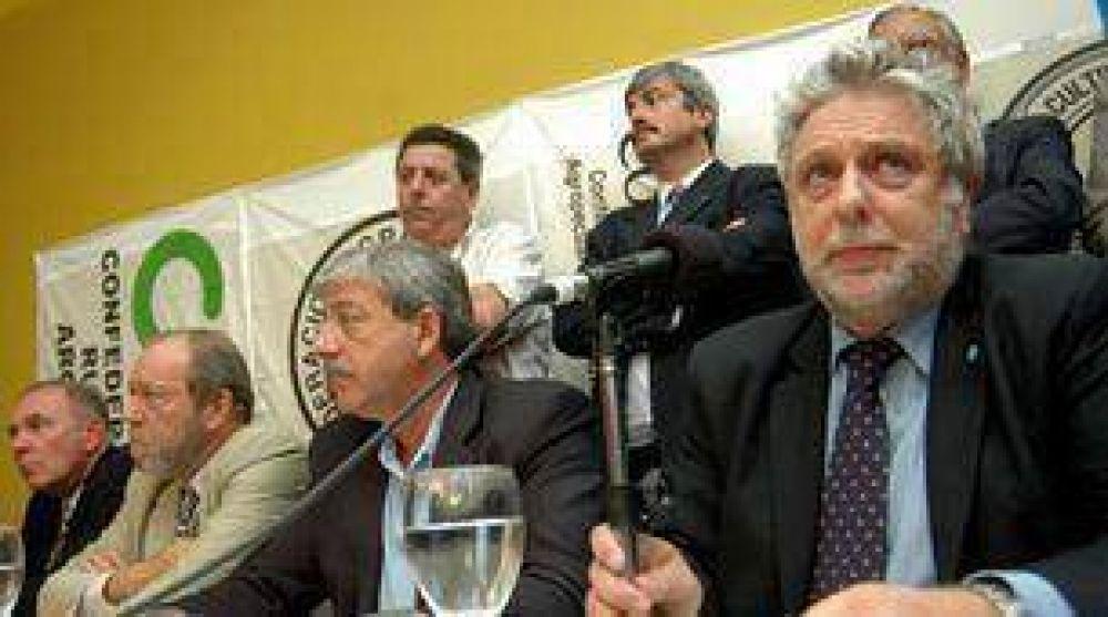 La Mesa de Enlace se reunirá por primera vez luego de las elecciones