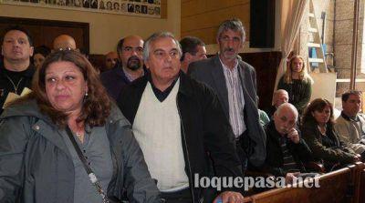 Municipales molestos con el bloque del concejal Arroyo