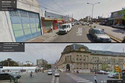 Paraná ya se puede recorrer a través de Google Street View