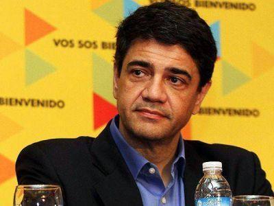 Jorge Macri pasó por los micrófonos de FM de las Sierras