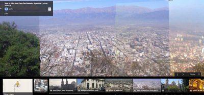 Llegó Street View a Argentina, el país a un clic de distancia