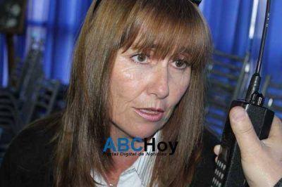La diputada nacional Liliana Schwindt explicó los alcances del amparo contra Camuzzi