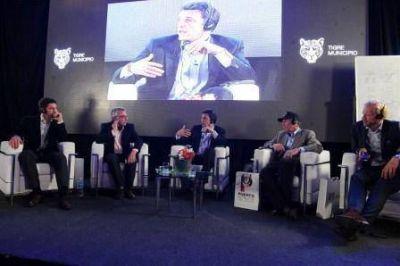 La tecnología de Twitter, Skype y Netflix en Tigre
