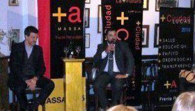 El massismo porteño presentó su equipo en el bar De los Angelitos