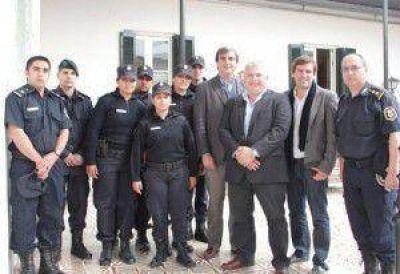 """Con la """"Policía Local"""" habrá más efectivos en las calles de Areco"""
