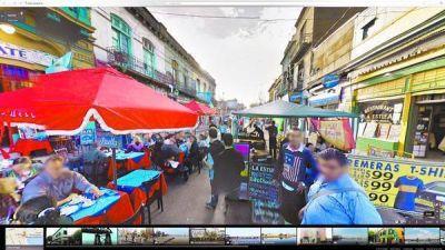 Google Street View reaviva el debate sobre la privacidad