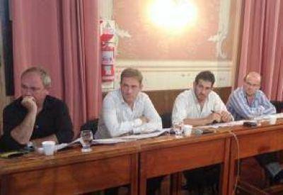 Nicolás Macchia confirmó que el Frente para la Victoria acompañará la Comisión Investigadora