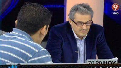 Ivo Cutzarida estuvo cara a cara con el motochorro que intentó robarle a un turista y le leyó el Martín Fierro