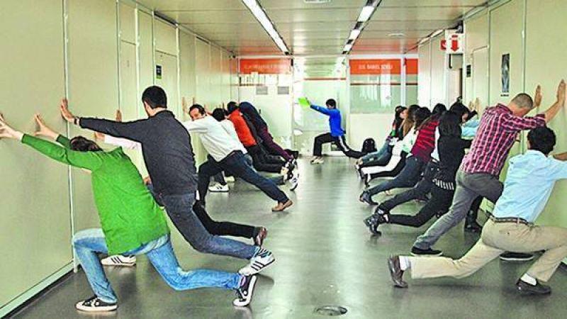 Los empleados públicos podrán hacer ejercicio en las oficinas