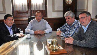 Remisses: Sanchez se reuni� con referente nacional