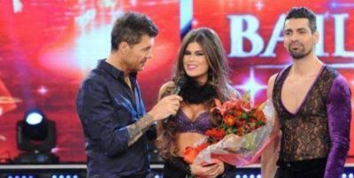 Loly Antoniale eliminada de Showmatch