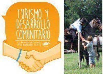 """Se celebró el """"Día Mundial del Turismo"""" en Areco."""