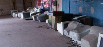 La campaña de reciclaje de aparatos electrónicos fue un éxito