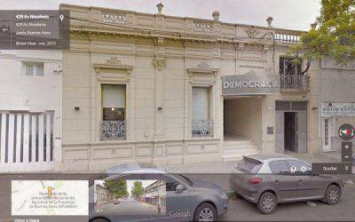 Google Street View permite recorrer Junín y la zona