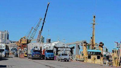 El puerto de White busca la recuperaci�n de la pesca de altura