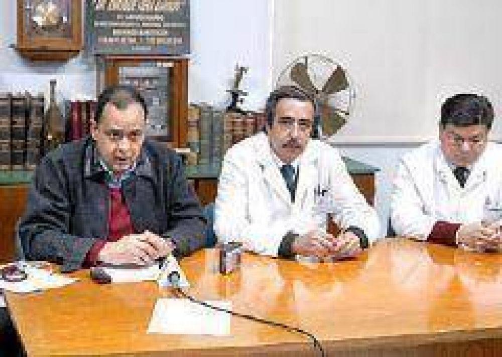 El 80% de las consultas en el Vera Barros fue causada por patologías respiratorias