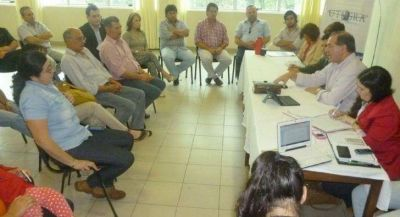 Compromiso Correntino reunió a su Junta de Gobierno