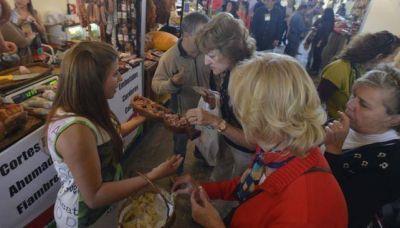 Miles de cordobeses saborearon las delicias en la feria