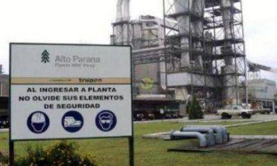 """Aseguran que hubo """"una falta grave"""" en el derrame de ácido en Alto Paraná"""