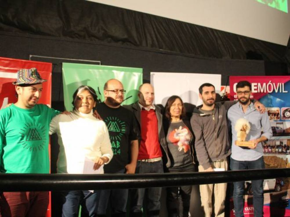 Premiaron a los ganadores del Festival Audiovisual Bariloche 2014