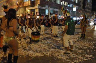 Río Gallegos vivió la Fiesta de la Primavera