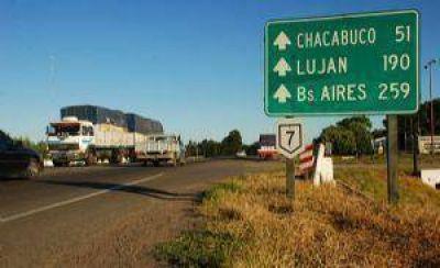"""Para un especialista, la autovía hasta Junín """"es necesaria"""""""