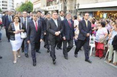 Amaya reclamó a Alperovich que sus legisladores respeten la Constitución