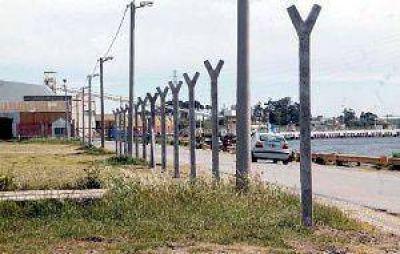 """No se cerrará en el puerto la calle de acceso al """"Chorro"""""""
