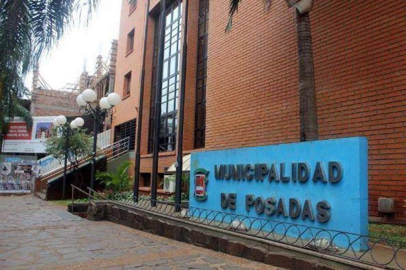 Este martes cobrarán empleados municipales de Posadas