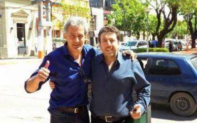 Escobar: El Intendente Walter Blanco recibió a Ivo Cutzarida