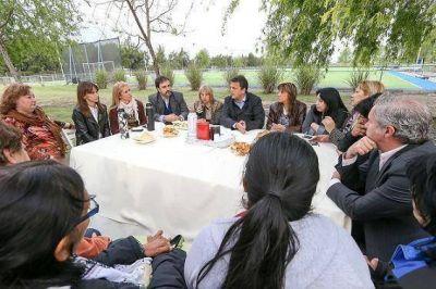 Massa: �Vamos a pelear contra este mamarracho de la despenalizaci�n�