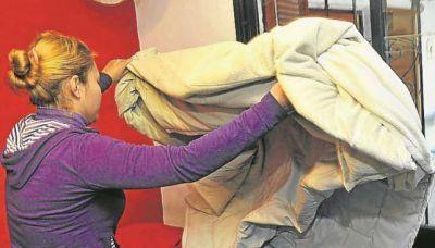Las domésticas exigen suba de sus salarios