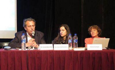 Se realizaron las II Jornadas �Mar del Plata le dice NO a la trata�
