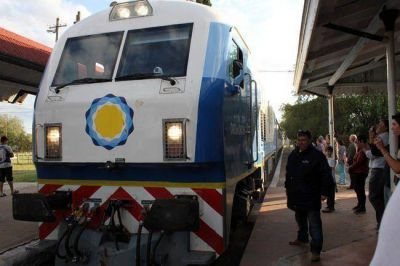 A partir del 10 de octubre, vuelve el tren de pasajeros a Santa Rosa y General Pico