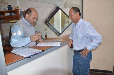 Juicio Pol�tico: Varela entreg� el descargo