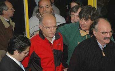 """Grindetti dijo que el PRO """"crece en Lanús centro y se consolida en Valentín Alsina"""""""