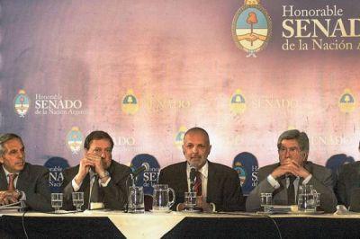 Buzzi expuso en el Senado sobre el proyecto de reforma a la Ley Nacional de Hidrocarburos