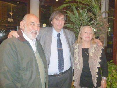 Ricardo Cerna presentó propuestas para la ciudad