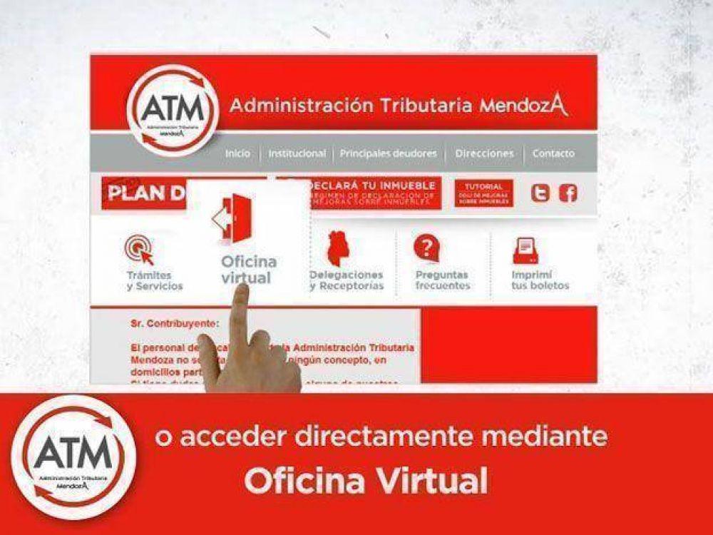 ATM prorrogó hasta fines de octubre el plan para ponerse al día con los impuestos
